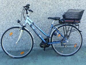 motore bafang bicicletta elettrica