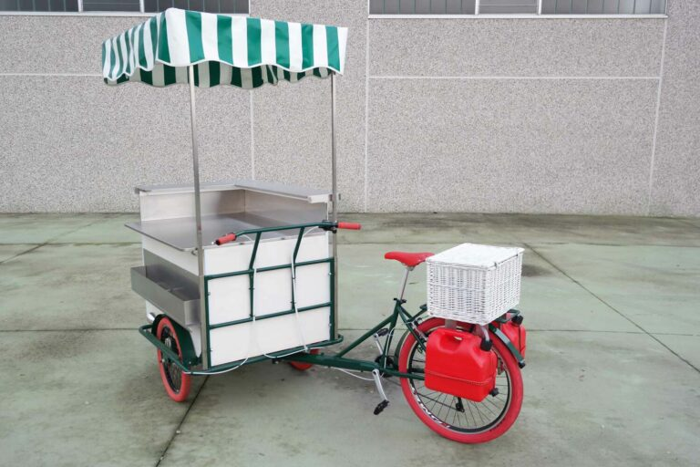 cargobike triciclo cocktail street food 3
