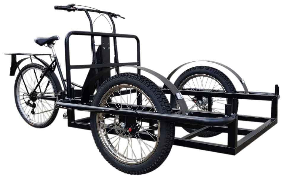 cargo bike Roma