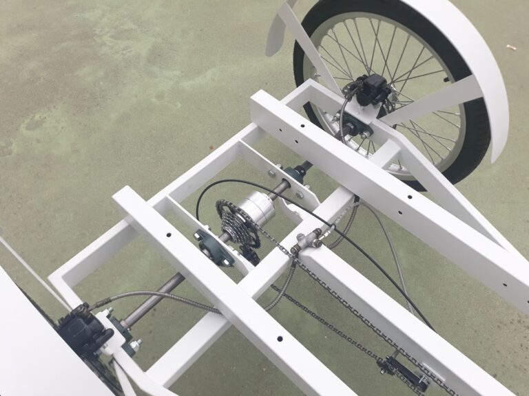 cargobike trasporto merci senza allestimento