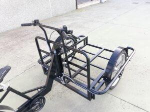 triciclo cargo bike roma street food